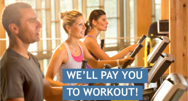 Image for post - We'll Pay You to Workout